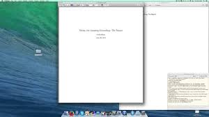 latex project report template latex tutorial 1 of 11 starting a report and title page youtube