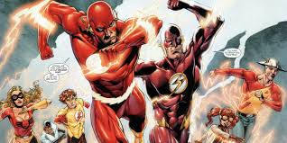 fastest members flash family ranked