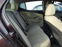 2011 Kia Optima Interior Clean Title 2011 Kia Optima Sedan 4d 2 4l 4 For Sale In Houston