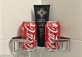 rinses hair with coke femail writer tries using coca cola to get suki waterhouse s locks