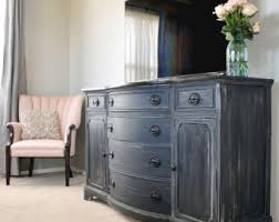 graphite collection buffet dresser painted furniture denver