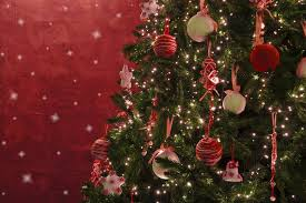 decorate a christmas tree withal christmas tree ideas 1