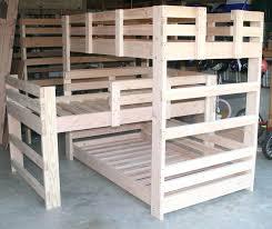 loft bunk beds plans interesting l shaped bunk beds design ideas