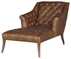 Chaise Lounge Leather Elegant Brown Leather Chaise Lounge Leather Chaise Lounges Home