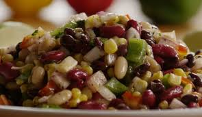 Mexican Pasta Salad Mexican Bean Salad Recipe Allrecipes Com