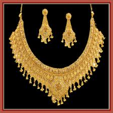 gold jewelry sets for weddings wedding jewelry set android apps on play