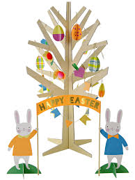 Easter Decorations Amazon by Wooden Easter Tree Centrepiece Easter Tree Decorations Party Ark