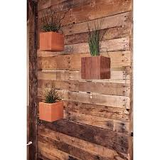 reclaimed wood accent wall wood from recwood planks in 124 best wall ideas images on pinterest cottage cozy nook and my