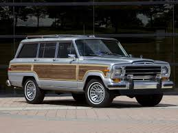 jeep grand wagoneer custom 1986 wagoneer 1986 jeep wagoneer http www mad4wheels com