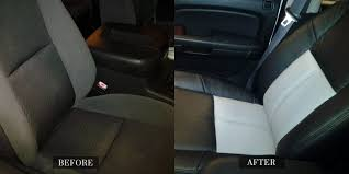 Vehicle Leather Upholstery Impress With Customized Leather Upholstery In Your Vehicle