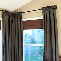 Easy Way To Hang Curtains Decorating Hang Curtains From A Branch And Lots Of Other Creative