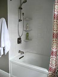 Gray Subway Tile Bathroom by Best 25 White Subway Tiles Ideas On Pinterest Neutral Kitchen