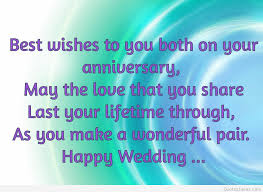 Wedding Quotes For Brother Happy Anniversary Wishes Quotes Messages On Wallpapers