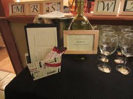 wine themed bridal shower wine tasting party diy inspired
