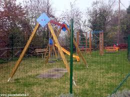 giochi da cortile alba apre una nuova area giochi nel cortile della maddalena