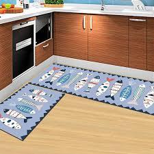 Bungalow Flooring Microfibres Kitchen Rug Best 25 Orange Anti Slip Mats Ideas On Pinterest Rag Rug