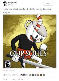 Rage Comics Know Your Meme - truly the dark souls of platforming tutorial stages meme video