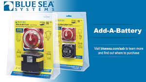 blue sea systems add a battery youtube
