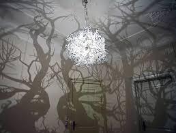 Chandelier Tree Address Hilden U0026 Diaz U0027s Forms In Nature Chandelier Transforms Rooms Into