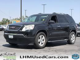 2010 minivan pre owned 2010 gmc acadia sl sport utility in sandy s2264a