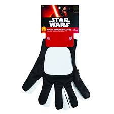 stormtrooper star wars the force awakens gloves star wars