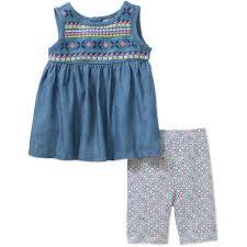 Inexpensive Children S Clothing Baby U0026 Toddler Clothing Walmart Com