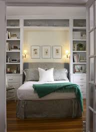Tips To Make A Small Bedroom Look Great Compact Boudoir And - Storage designs for small bedrooms