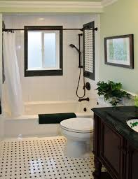 black and white tile bathroom ideas denville nj bath renovation traditional bathroom