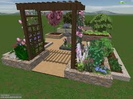 home garden design plan plans designers of the garden trends