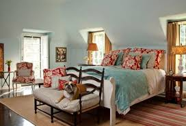 red and blue bedroom powder blue and poppy red rooms ideas and inspiration