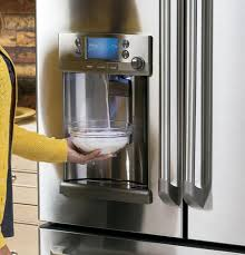 French Door Refrigerator Without Water Dispenser - french door refrigerators stylish and modern ge appliances