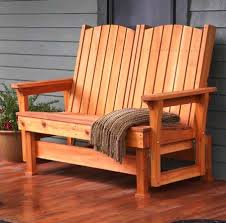 Outdoor Furniture Plans Pdf by 31 Md 00889 Easy Breezy Glider Woodworking Plan