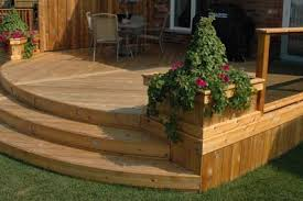 patio planter build your own patio planter from wood or concrete