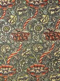 designer wandle wandle textile design by william morris in 1881 morris moved his