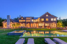 Barn Style Homes Floor Plans Bridgehampton Barn Style Home With Pond Views Asks 15 5m Curbed