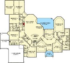 floor plans for one story homes luxury one story homes plans home plan