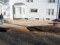 Concrete Paver Patio Designs by Brick Paver Patio Landscaping Fredericksburg Virginia