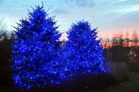 winter celebration arboretum at penn state
