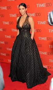 kim kardashian time 100 most influential people in world