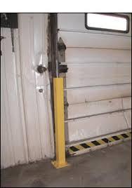 Overhead Door Track Vestil Overhead Door Track Protectors