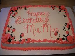 Sheet Cake Decoration Cakes Unlimited By Benisha Sheet Cakes