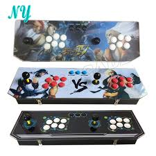 play table board game console box 5s jamma 999 in 1 games board 2 player arcade joystick kits