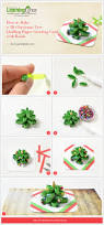 how to make a 3d christmas tree quilling paper greeting card with