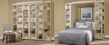 sliding bookcase murphy bed beautiful folding bookcase in bedroom traditional with sliding