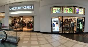 store locations newbury comics