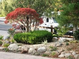 River Rock Garden by Landscape Installation Truckee River Rock U0026 Nursery