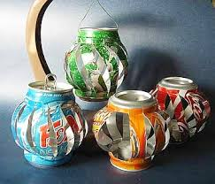 4 clever ways to reuse tin and aluminum cans diy inspired