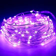 33ft copper wire led string lights 100 leds lights