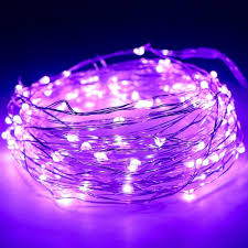 Starry String Lights Amber Lights On Copper Wire by 33ft Copper Wire Led String Lights 100 Leds Flexible Fairy Lights