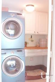 laundry room transformation unexpected elegance